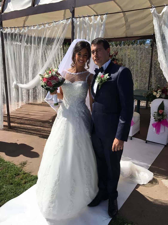 Elisa e Luca - Matrimonio Low Cost Piemonte