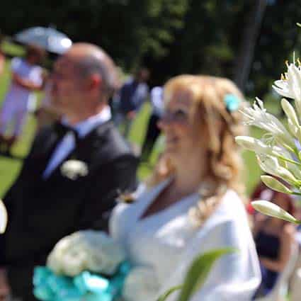 Monica e Alessandro Sposi Matrimonio Low Cost Piemonte