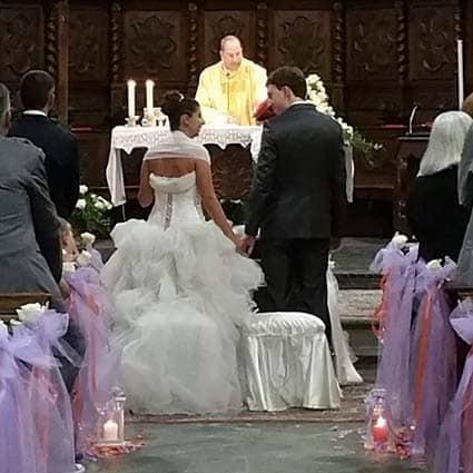 Alice e Riccardo Sposi Matrimonio Low Cost Piemonte