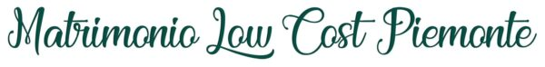 Matrimonio Low Cost Piemonte - logo